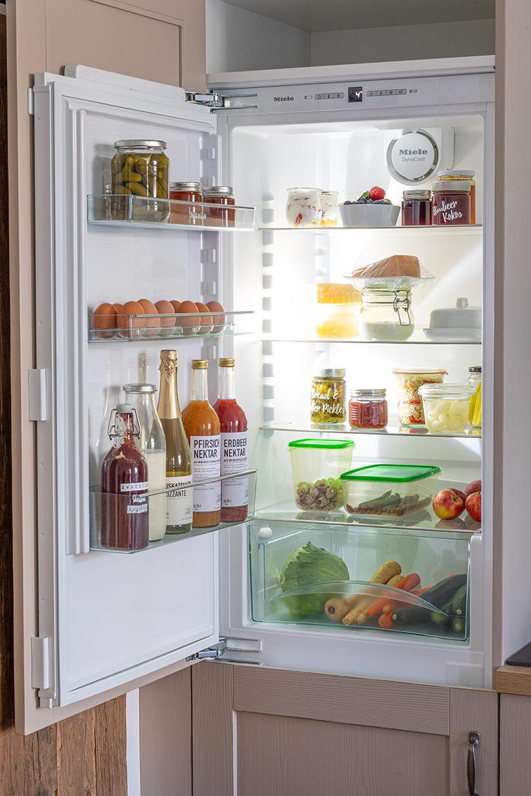 Kühlschrankkochen einfache und schnelle Rezepte aus Zutaten die man daheim hat von von Sweets & Lifestyle®