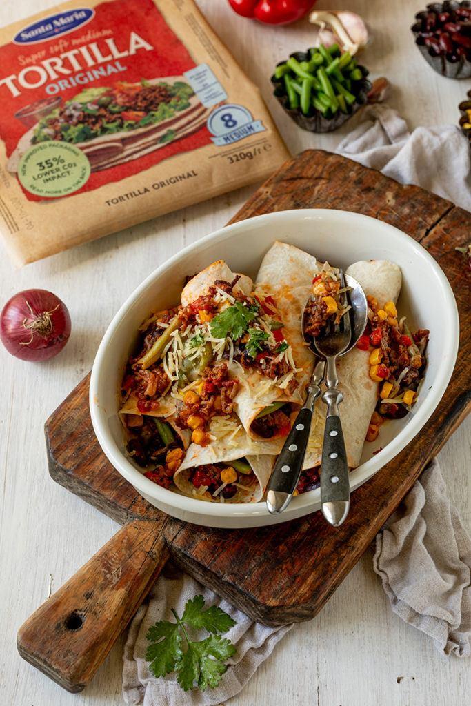 Leckere Enchiladas selber machen nach einem Rezept von Sweets & Lifestyle®