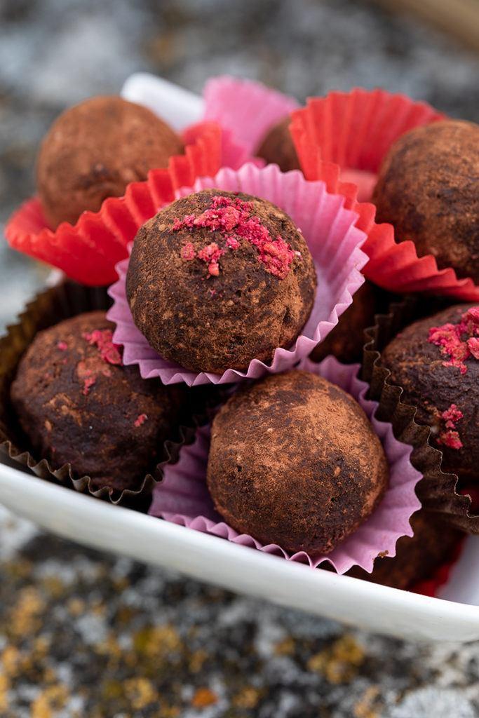 Leckere Espresso Trüffel nach einem Rezept von Sweets & Lifestyle®