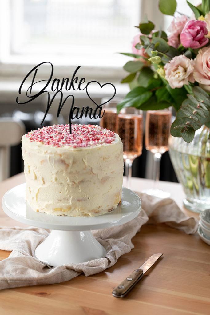 Leckere Konfetti Torte als Muttertagstorte nach einem Rezept von Sweets & Lifestyle®