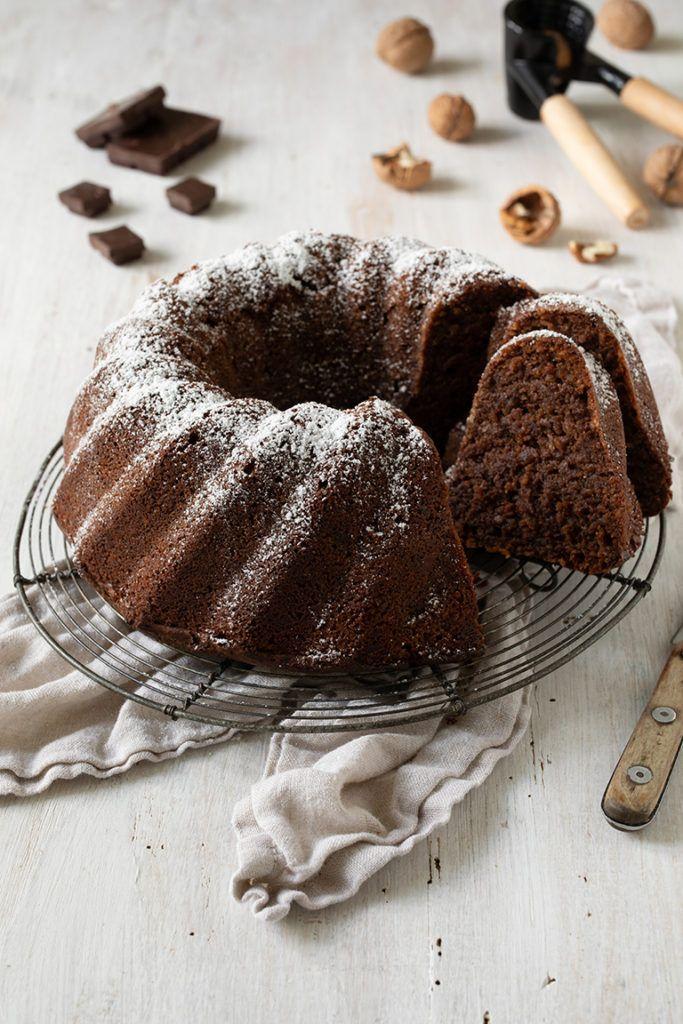 Saftiger Schokokuchen ohne Mehl nach einem Rezept von Sweets & Lifestyle®