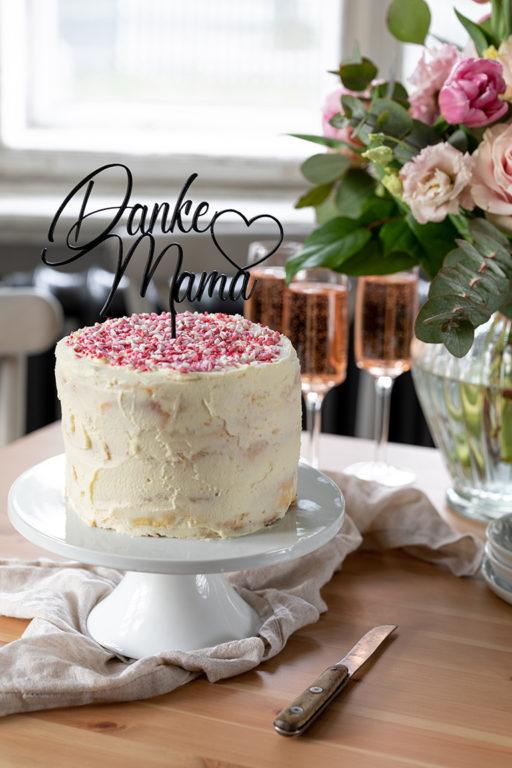 Sprinkles Cake als Muttertagstorte nach einem Rezept von Sweets & Lifestyle®
