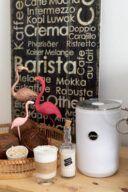 Leckerer Kokos Latte Macchiato nach einem Rezept von Sweets & Lifestyle®