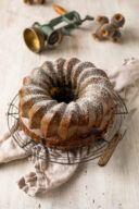 Einfaches Mohn Topfen Gugelhupf nach einem Rezept von Sweets & Lifestyle®