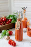 Selbst gemachter Tomatenketchup ohne Zucker nach einem Rezept von Sweets & Lifestyle®