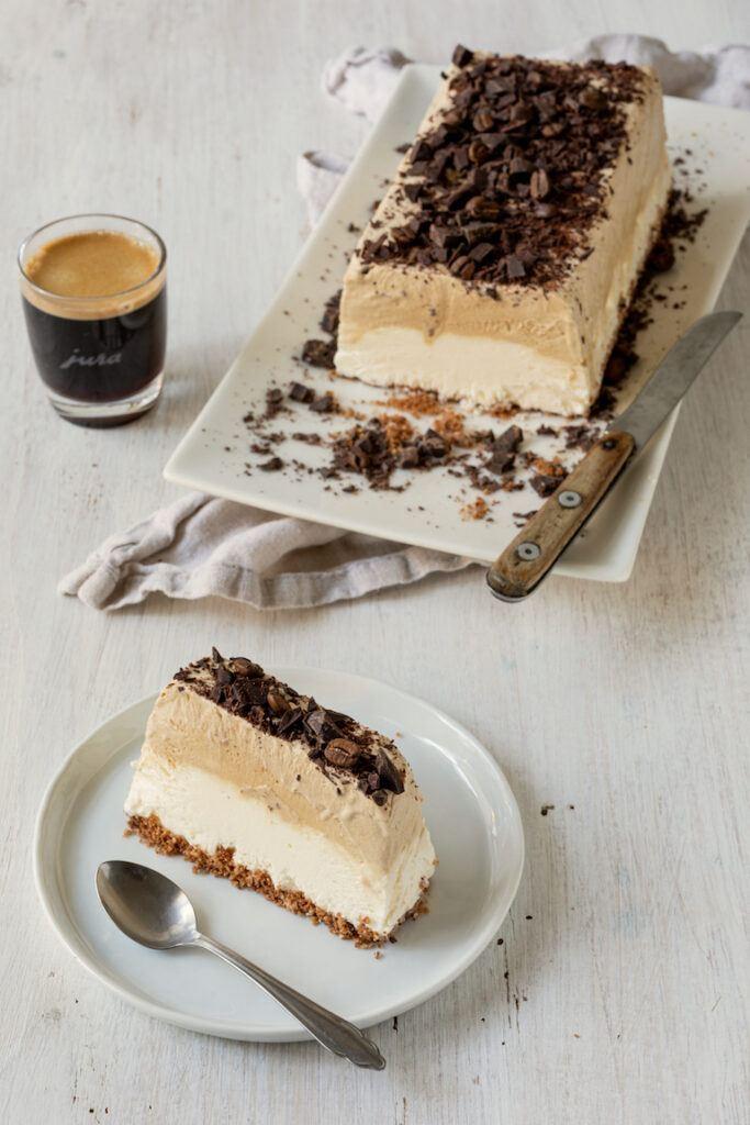 Leckere Kaffeeeistorte nach einem Rezept von Sweets & Lifestyle®