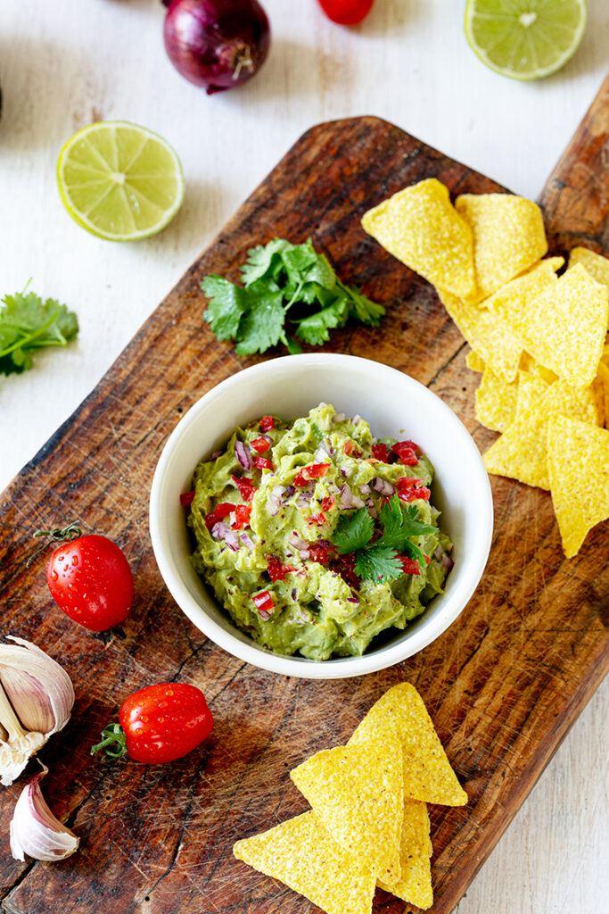 Klassische Guacamole nach einem Rezept von Sweets & Lifestyle®