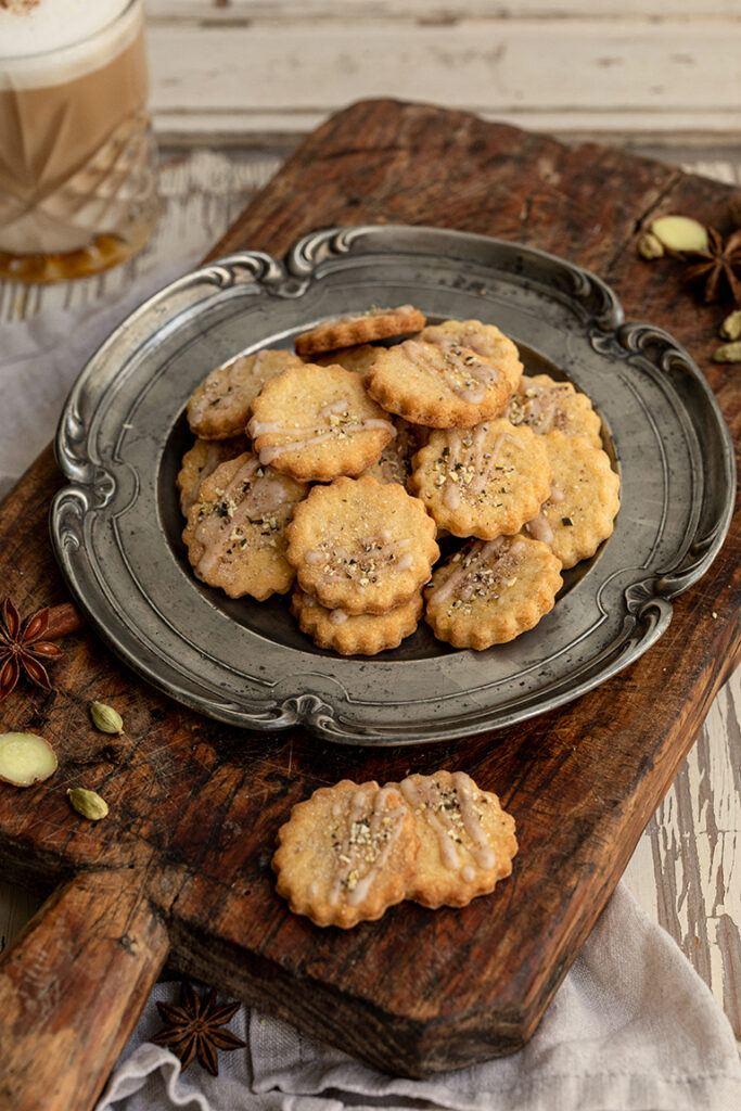 Einfaches Chai Latte Cookies Rezept von Sweets & Lifestyle®