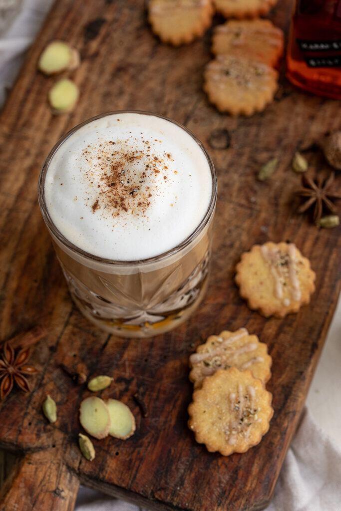 Wuerziger und waermender Coffee Chai Latte nach einem Rezept von Sweets & Lifestyle®