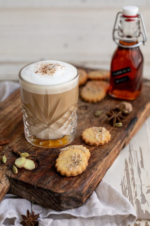 Coffee Chai Latte Rezept von Sweets & Lifestyle®