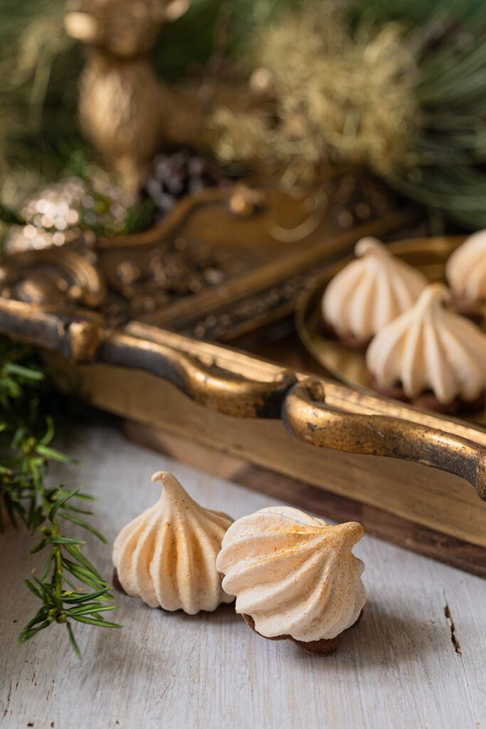 Leckere Feenkuesse als Weihnachtskekse nach einem Rezept von Sweets & Lifestyle®
