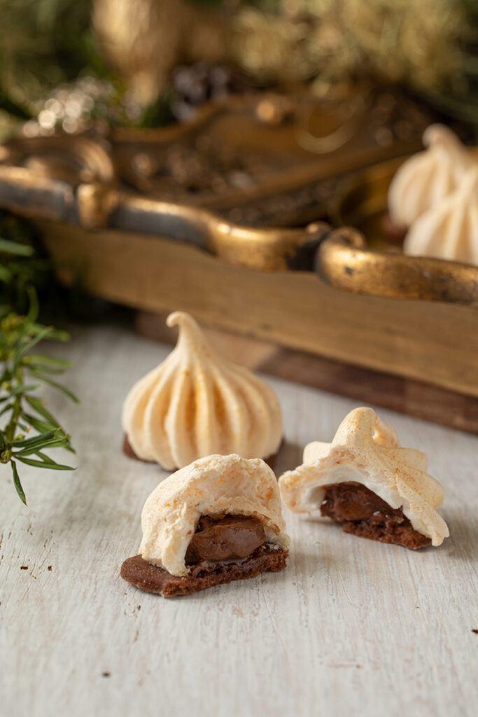 Feenkuesse mit Nougat nach einem Rezept von Sweets & Lifestyle®