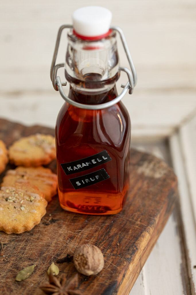 Einfaches Karamellsirup Rezept von Sweets & Lifestyle®