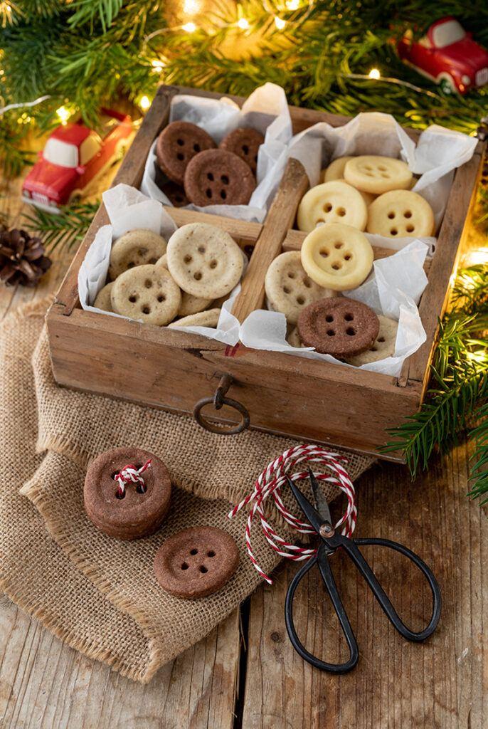 Leckeres Knopfkekse Rezept von Sweets & Lifestyle®