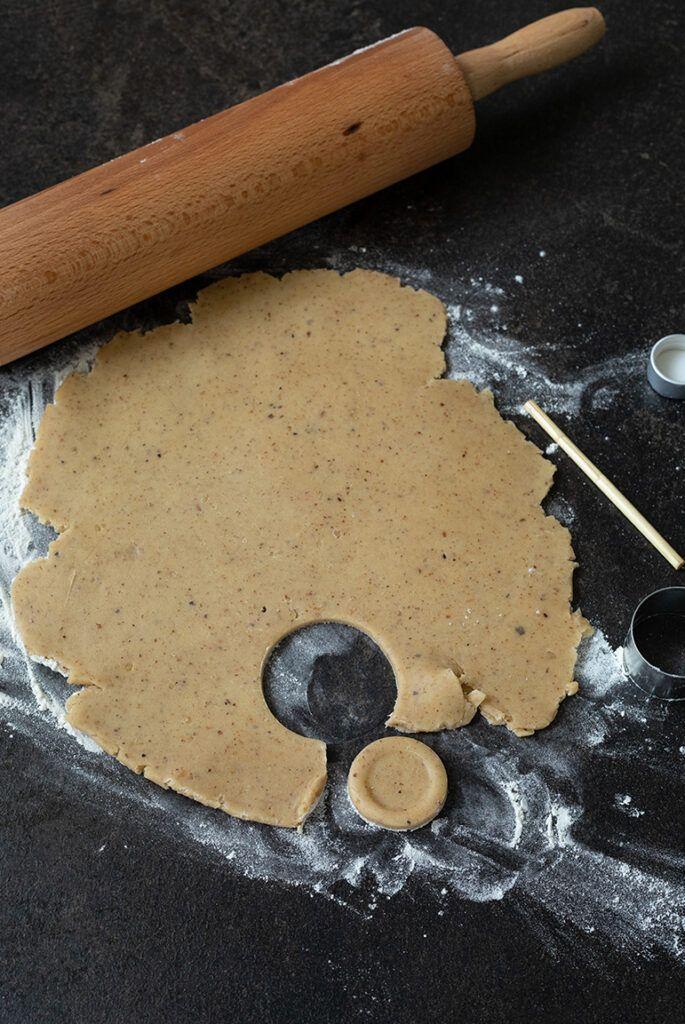 Knopfkekse einfach selber machen ohne Ausstecher nach einem Rezept von Sweets & Lifestyle®