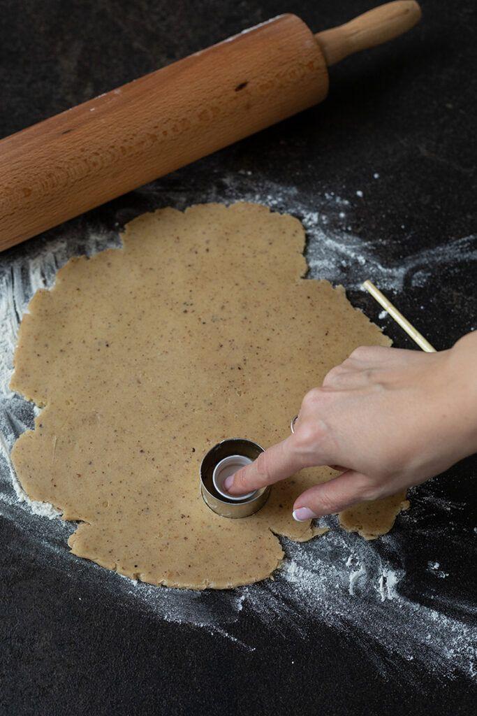 Knopfkekse einfach selber machen ganz ohne Ausstecher nach einem Rezept und einer Anleitung von Sweets & Lifestyle®