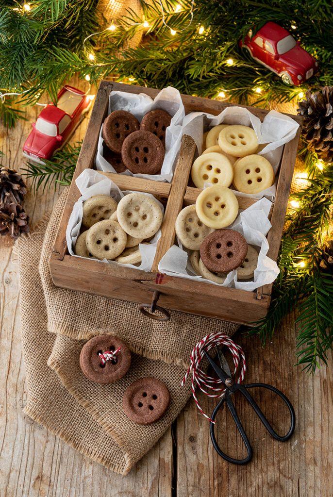 Leckere Knopfkekse mit Kindern backen nach dem Rezept von Sweets & Lifestyle®