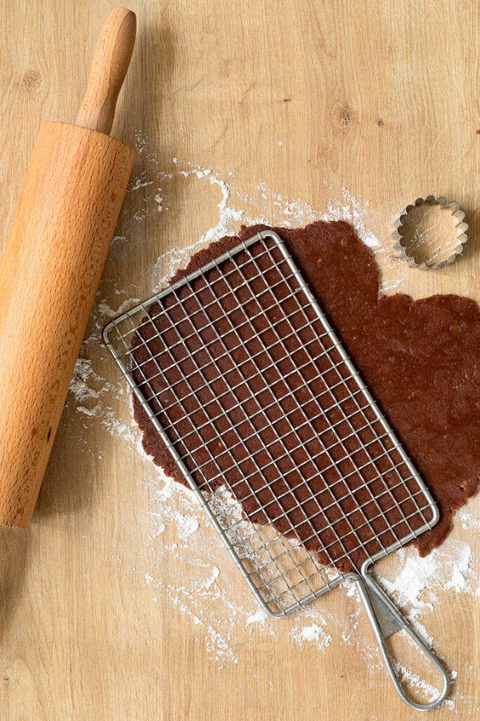 Gitterkekse Herstellung nach einem Rezept von Sweets & Lifestyle®