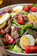 Rezept fuer einen Low Carb Thunfischsalat von Sweets & Lifestyle®