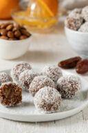 Rezept fuer Energiebaellchen ohne Zucker von Sweets & Lifestyle®