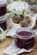 Rezept fuer eine Kirschenmarmelade mit Mohn von Sweets & Lifestyle®