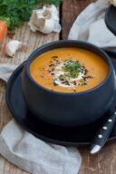 Rezept fuer eine einfache Karottensuppe von Sweets & Lifestyle®