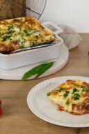 Rezept fuer eine vegetarische Baerlauch Lasagne von Sweets & Lifestyle®