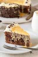 Rezept fuer eine Eierlikoertorte mit Schokolade von Sweets & Lifestyle®