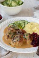 Rezept fuer schwedische Koettbullar mit Rindfleisch von Sweets and Lifestyle®