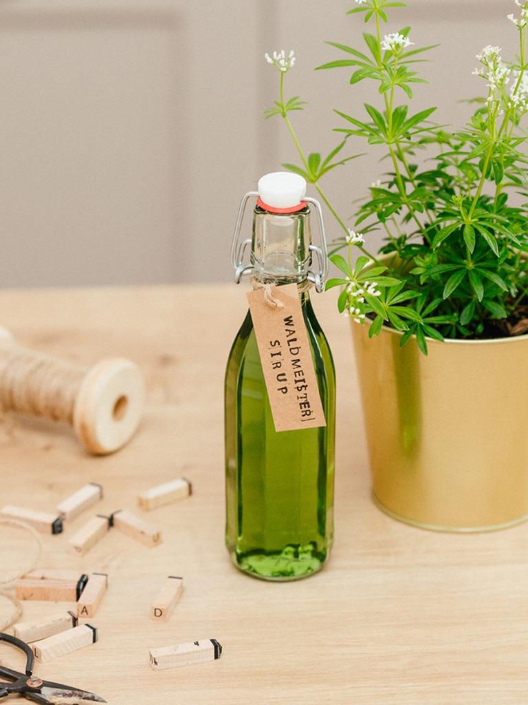 Leckeres Waldmeistersirup Rezept von Sweets & Lifestyle®