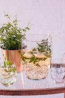 Rezept fuer eine klassische Maibowle mit Waldmeistersirup von Sweets & Lifestyle®