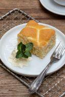 Rezept fuer einen einfachen und schnellen Topfengitterkuchen vom Blech von Sweets & Lifestyle®