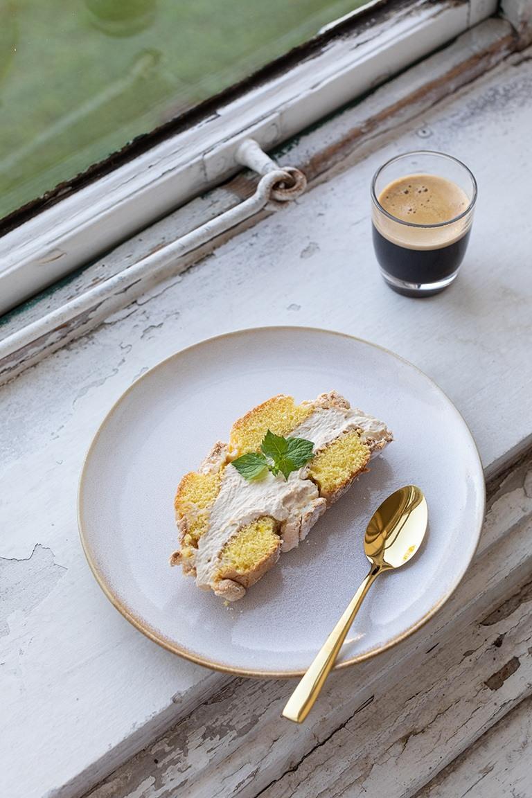 Klassische Kardinalschnitte mit Kaffeecreme nach einem Rezept von Sweets & Lifestyle®